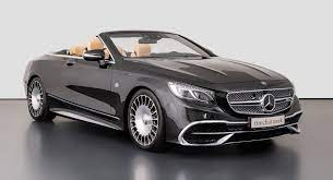 With origins in the first ever car produced by karl benz, mercedes' history is nothing short of amazing. At 357k Delivery Mileage 2018 Mercedes Maybach S650 Cabrio Is A Stranger To Depreciation Carscoops
