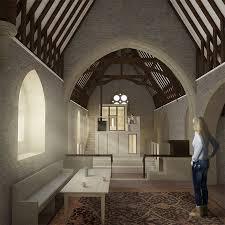 New Design in Historic Churches: ChurchPods - BRICKwork