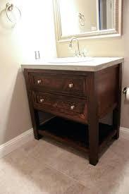 home depot vanity bathroom home depot inch vanities single sink vanity knockoff pottery barn classic single