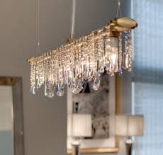 modern habitat chandelier model fantastic diy ideas linear chandelier dining room