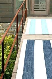 navy blue and white outdoor rugs rug new striped marvelous stripe dash indoo