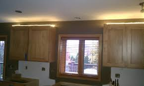 Rope Lighting Above Kitchen Cabinets Ideas Cabinet Light Accent