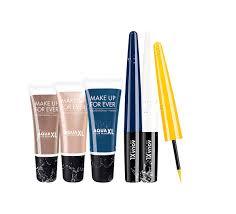 make up for ever aqua xl color paint aqua xl ink liner