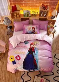 beautiful sisters elsa anna pink bedding set 1 600x821 beautiful sisters elsa anna pink bedding
