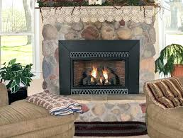 home depot ventless fireplace home gas fireplace
