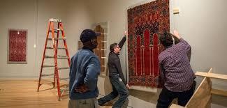how to hang a rug on the wall hang persian rug wall