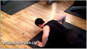 Best Push Up Workout Routine Chest Abs Builtlean