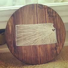 Nail & string art | Laura Cale Creations