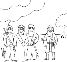 ✓ free for commercial use ✓ high quality images. Abraham And Lot Coloring Page Page 1 Line 17qq Com