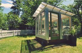 initstudios39 prefab garden office spaces. Plain Prefab Buildings On Tiny Home Stunning Inspiration Ideas Backyard Office  Building 8 Studio Shed For Initstudios39 Prefab Garden Spaces C