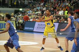 Ivan Elliott in action during the Hagen and Crailsheim match where... News  Photo - Getty Images