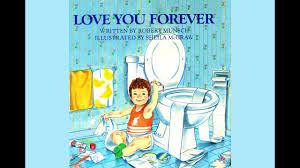 Love You Forever By Robert Munsch Grandma Anniis Storytime