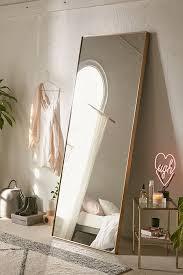 floor mirror. Slide View: 1: Bellevue Floor Mirror Floor Mirror O