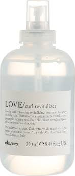 Davines Essential Haircare Love <b>Curl</b> Revitalizer, Ревиталайзер ...