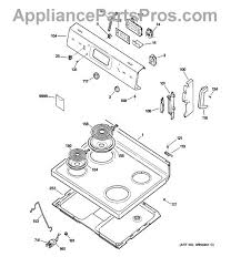 ge wb20k10026 thermostat elec appliancepartspros com part diagram