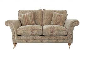 traditional fabric sofas. Interesting Traditional Parker Knoll BurghleyFabric 2 Seater Sofa For Traditional Fabric Sofas
