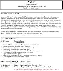 IT Administrator CV Example - forums.learnist.org Good luck.
