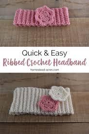 Easy Crochet Headband Pattern Cool Design