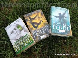 artemis fowl hardcover atlantis plex lost colony puffin time paradox