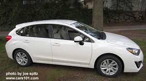 subaru impreza 2015 hatchback white. Exellent White 2015 Impreza 5 Door Hatchback Crystal White Premium Model Shown Throughout Subaru Hatchback White