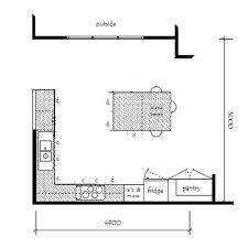 Average Kitchen Size Average Size Kitchen Home Design Fair Inspiration  Design