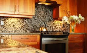 Kitchen With Stone Backsplash 20 Natural Kitchen Design With Stone Wall Kitchen Ideas Kitchen