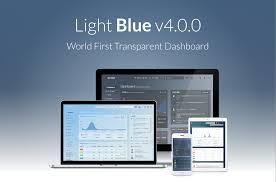 Bootstrap Light Blue Light Blue Bootstrap Admin Dashboard Template Uplabs