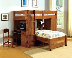 loft beds with desk bunk beds with computer desk awesome bunk beds with desks perfect for