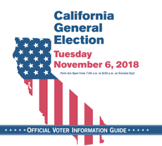 Image result for Election CA state and local picture