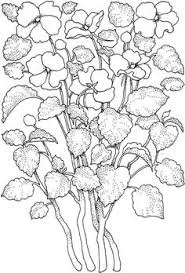 9e1a20e9760644ae917c2c02379f5eeb flowers bouquette color coloring pages colouring adult detailed on abc printable oscar ballot