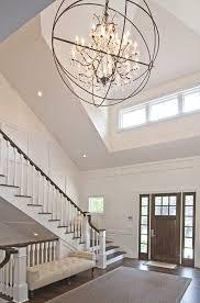 elegant foyer chandelier ideas 25 best ideas about entry chandelier on foyer