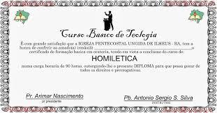 homiletica curso de homiletica ipu ilheus