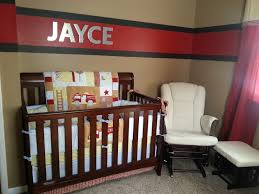 Our Firefighter Nursery Jayce Michael Pinterest Firefighter Firefighter Baby Nursery Decor
