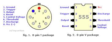 pin relay diagram image wiring diagram ic ne 555 on 8 pin relay diagram