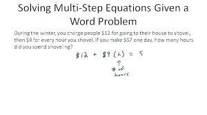 multi step equations worksheet 7th grade multiple worksheets solving algebra 2 thumb 1