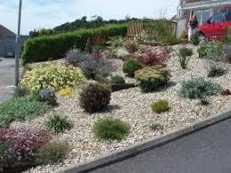 Small Picture modern gravel garden Small garden design ideas Garden designs