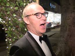 Michael Keaton Takes Sarcastic Jab, I