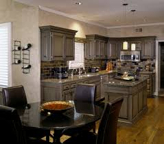Updating Kitchen Update Dark Oak Kitchen Cabinets Quicuacom