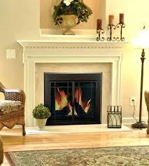 fireplace doors installation pleasant hearth glass fireplace doors s pleasant hearth at ascot fireplace glass door