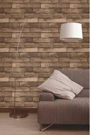 distinctive wooden plank wallpaper