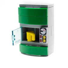 Lego Vending Machine Stunning LEGO Coffee Vending Machine Signature Bricks