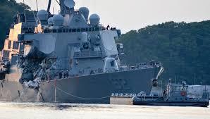 Navy Seamanship Viewpoint Surface Navy Must Refocus On Basic Seamanship