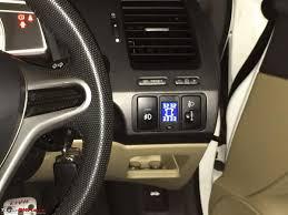 2010 Honda Crv Tire Pressure Light Reset Honda Civic Oem Like Tpms With Internal Sensors Team Bhp