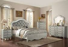 High Quality Amazing Decoration Silver Bedroom Furniture Sets Silver Bedroom Sets