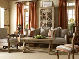 striped sofas living room furniture. Rustic Traditional Living Room With Shabby Chic Furniture Chocolate Carpet Flooring Beige Fabric Armchair Sofa Pastel Color Rectangle Pillows Striped Sofas