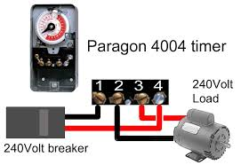 intermatic 4004 timer Paragon Timer Wiring Diagram paragon 4004 wiring larger image paragon defrost timer wiring diagram