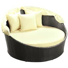 bedroomlicious fancy small round black wicker base daybed design cool basement enticing wooden white bedroomlicious patio furniture