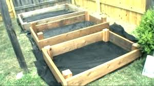 elevated planter box planters vegetable garden captivating plans in raised diy plante