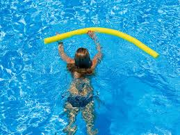 5 exercises to do in a therapy pool
