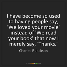 Movie Quote Search Best Charles R Jackson StoreMyPic Search